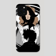 Skull - Phone Case by Ana Critchfield