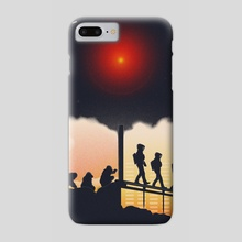 2001: A Space Odyssey - Phone Case by Felix Tindall