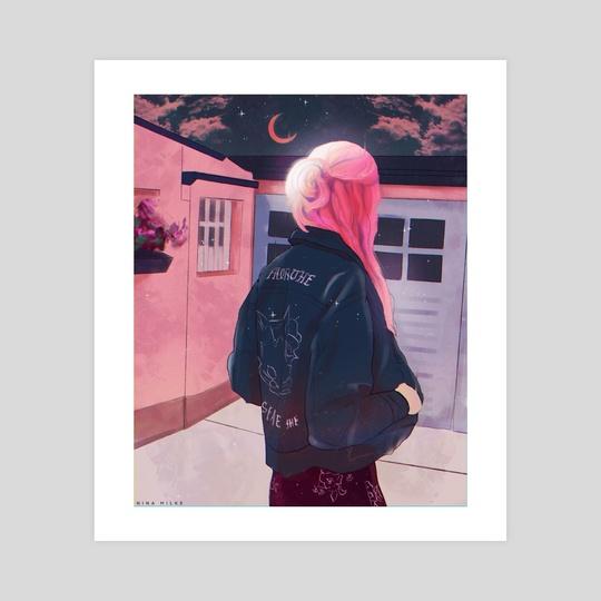 pink vibes by Nina Milke