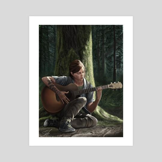 The Last of Us 2 by aslan peyro