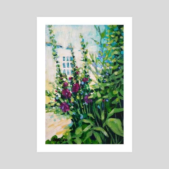 Garden 3 by Maddalena Sodo