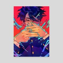 Ritsu - Canvas by terrabiru