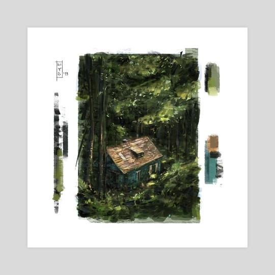 20191010_sketchaday by Dario Marzadori