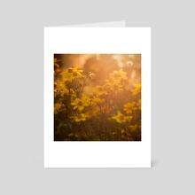Summertime Feeling - Art Card by Imagonarium