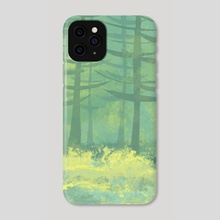 The Clearing - Phone Case by Nic Squirrell