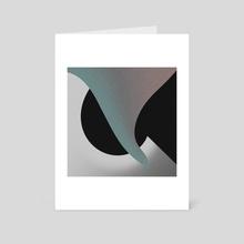 New Yin Yang - Art Card by Pablo Martinez