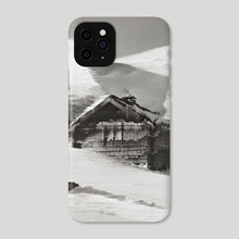 Whiteout - Phone Case by Infatuation