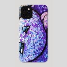 Grape Jelly - Phone Case by Chris Panila