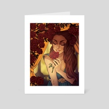 Tyrell - Art Card by Dani Kruse