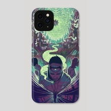 Neuromancer: Case - Phone Case by kelly knowles