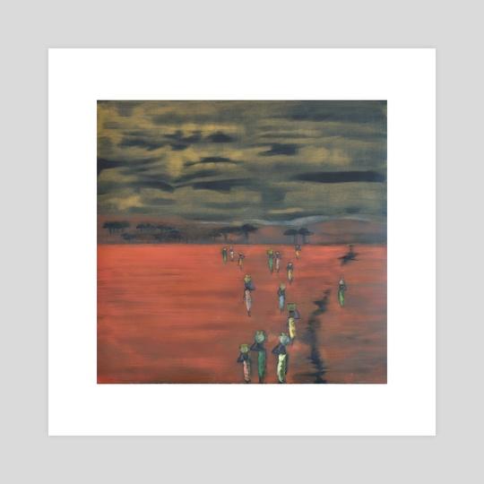 Night Migration by Patti Tronolone