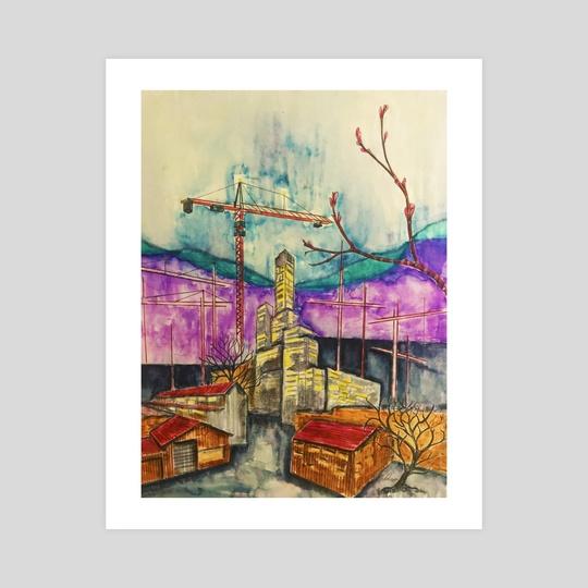 Beautiful Industry by Dwayne  Hawk