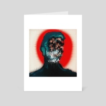 Humans are complex - Art Card by Felipe Tomaz