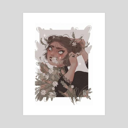 Plants Lover by Kiris Kiss