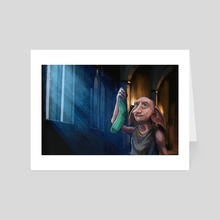 Dobby - Art Card by Ashley.art