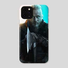 Valhalla - Phone Case by Lew James