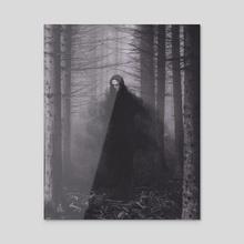 IFeelLikeDirt - Acrylic by Tanis Teau