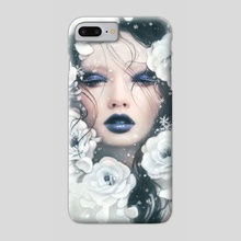 Frost - Phone Case by Anna Dittmann