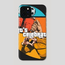 Let's Celebrate - Phone Case by Muhammad Sidik