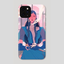 Scorpio - Phone Case by Samantha Mash
