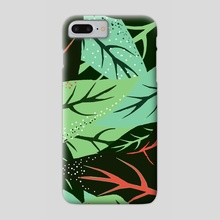 Jungle v2 - Phone Case by 83 Oranges