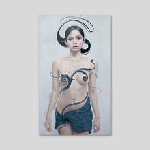 448 - Acrylic by Diego Fernandez
