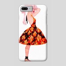 Summer dress - Phone Case by Mashiiro