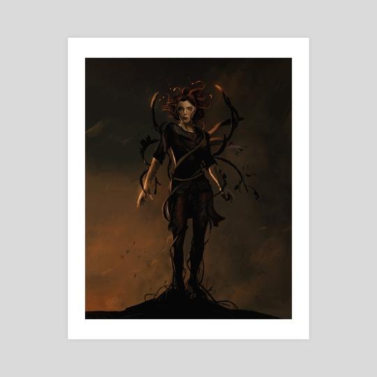 Poison Ivy by Gyorgy Bartos