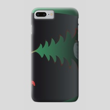 fir-tree - Phone Case by Anton Batov