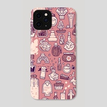 50 Potions - Phone Case by Elemei