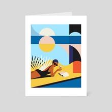 Summer season 3 - Art Card by Vera Ivanova