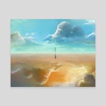 COLORIS - Always Returning - Canvas by Mandy Jacek
