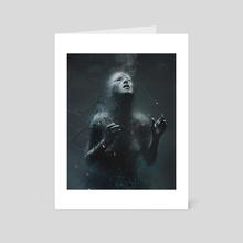 Hop3. - Art Card by Mikko Raima