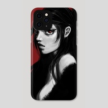 RED RED - Phone Case by Myrmidia