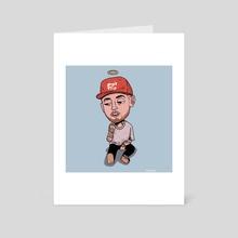 mac - Art Card by liljodsz