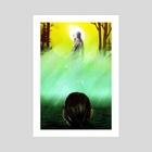 I Become a Delight to my Enemies - Art Print by Zoe van Dijk