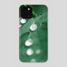 Morning dew - Phone Case by Anton Popov