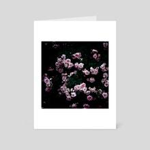 Snow White 04 - Art Card by noir blanc777