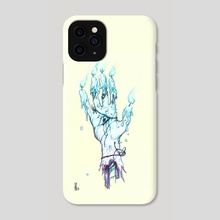 Hand of Glory - Phone Case by Persephone Kavallines