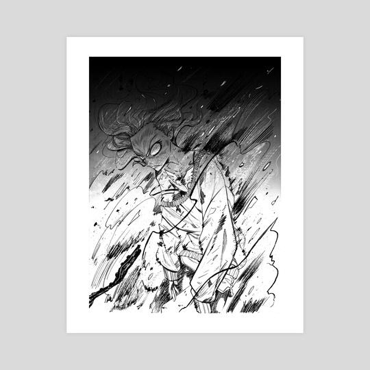 """Jean Grey """"Phoenix"""" by Ricardo Lopez Ortiz"""