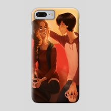 Zutara Coffee - Phone Case by Tara Saldajeno