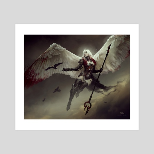 AVACYN / Magic: the Gathering by Bastien Lecouffe Deharme
