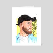 Wretch - Art Card by Noah Austin