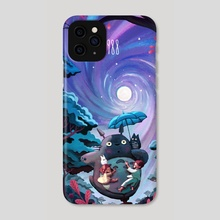 My Neighbour Totoro. - Phone Case by Vincent Belbari