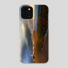 Granny's Bay - Phone Case by Katy Grierson