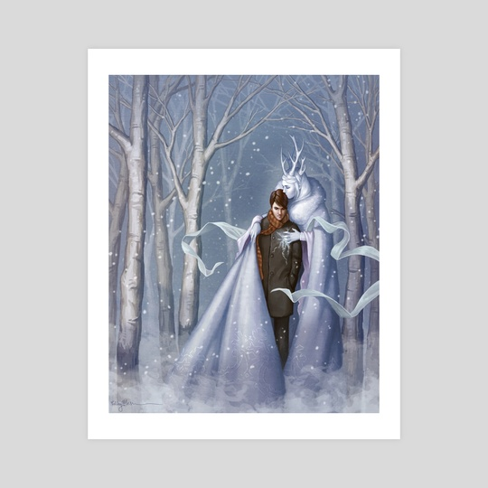 The Snow Queen by Kelley McMorris