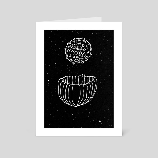 Stars IV by Pato  Conde