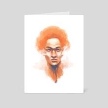 Start - Art Card by Shek