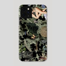 OBSIDIANA - Phone Case by Gloria Sánchez