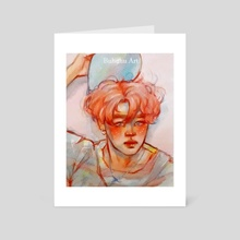 ChimChim - Art Card by Buhuhu Art